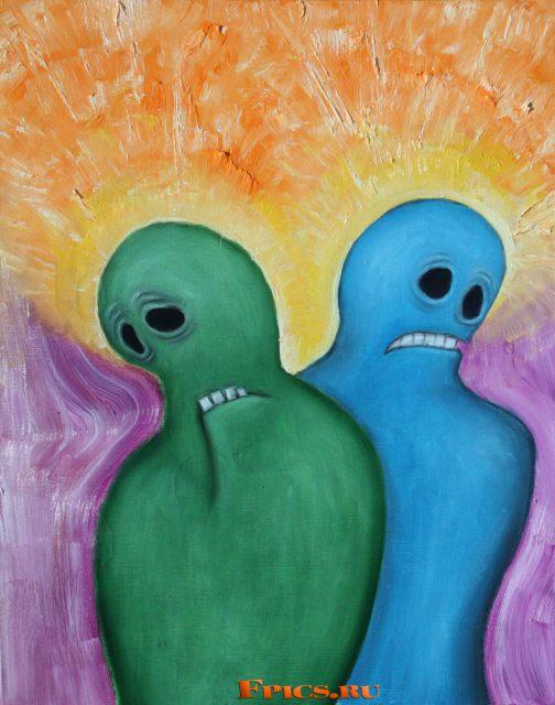 Инопланетная печаль